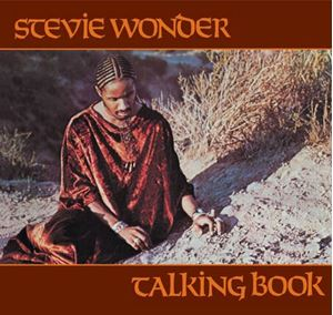 Picture of Stevie Wonder – Talking Book