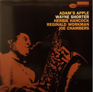 Изображение Wayne Shorter, Herbie Hancock, Reginald Workman, Joe Chambers ‎– Adam's Apple