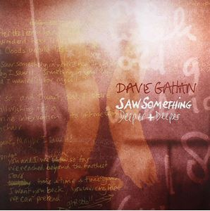 Picture of Dave Gahan ‎– Saw Something / Deeper + Deeper