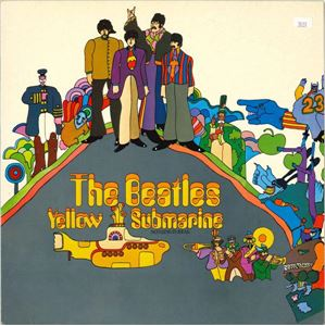 Изображение The Beatles – Yellow Submarine