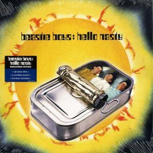 Изображение Beastie Boys – Hello Nasty