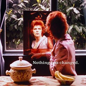 Изображение David Bowie - Nothing has changed (The very best of BOWIE)