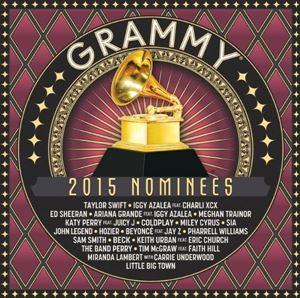 Изображение  Various – 2015 Grammy Nominees