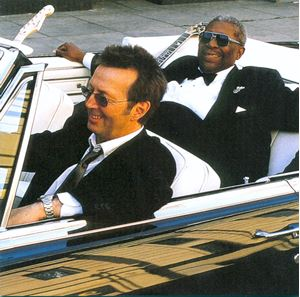 Picture of  B.B. King & Eric Clapton ‎– Riding With The King