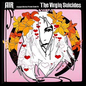 Изображение  AIR ‎– The Virgin Suicides