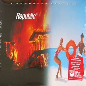 Picture of  New Order ‎– Republic