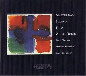 Изображение  Amsterdam String Trio ‎– Winter Theme