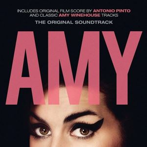 Picture of  Amy Winehouse, Antonio Pinto ‎– Amy (The Original Soundtrack)