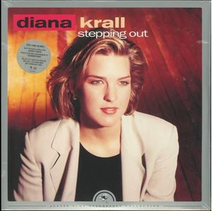 Изображение  Diana Krall ‎– Stepping Out