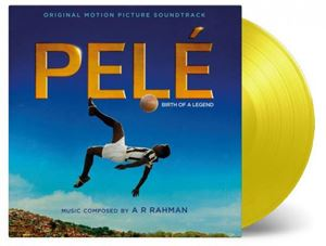 Picture of  A.R. Rahman ‎– Pelé Birth Of A Legend Soundtrack OST