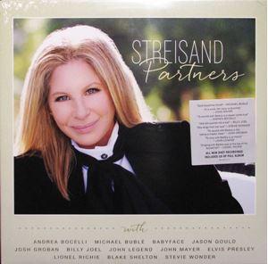 Изображение  Barbara Streisand – Partners