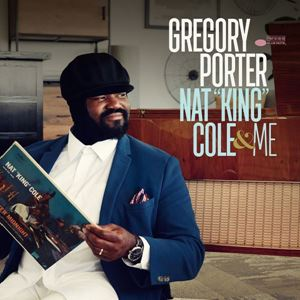 "Изображение Gregory Porter ‎– Nat ""King"" Cole & Me"