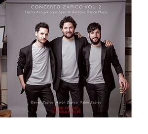 Изображение Forma Antiqva  Concerto Zapico Vol. 2