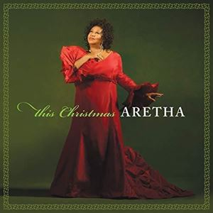 Изображение  Aretha Franklin ‎– This Christmas Aretha