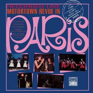 Изображение Various – Motortown Revue In Paris