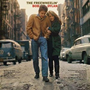 Изображение Bob Dylan - The Freewheelin' Bob Dylan