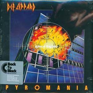 Изображение Def Leppard – Pyromania
