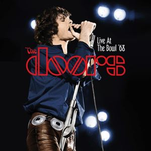 Изображение The Doors ‎– Live At The Bowl '68