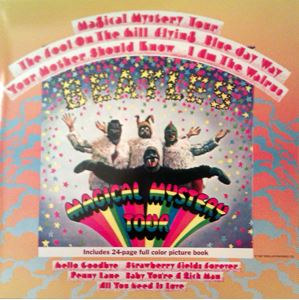 Изображение Beatles ‎– Magical Mystery Tour