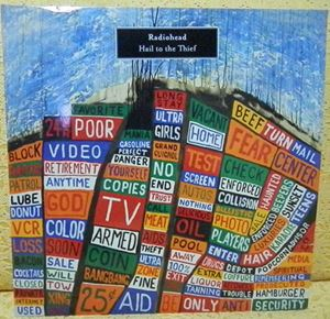 Picture of Radiohead – Hail To The Thief