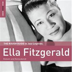 Изображение Ella Fitzgerald - The Rough Guide to Jazz Legends: Ella Fitzgerald