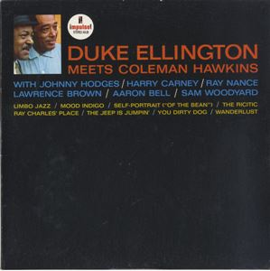 Изображение Duke Ellington Meets Coleman Hawkins