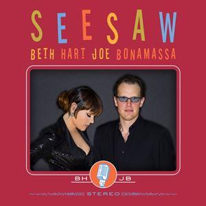 Изображение  Beth Hart & Joe Bonamassa – Seesaw
