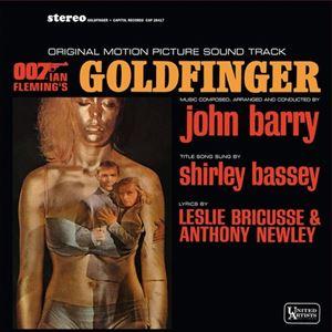 Изображение John Barry – Goldfinger (Original Motion Picture Sound Track)