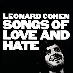 Изображение Leonard Cohen – Songs Of Love And Hate