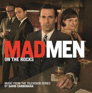 "Изображение David Carbonara – Mad Men ""On The Rocks"" Music From The Television Series"