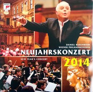 Изображение Daniel Barenboim, Wiener Philharmoniker – Neujahrskonzert New Year's Concert 2014