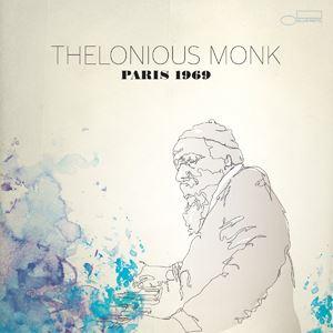 Изображение Thelonious Monk – Paris 1969