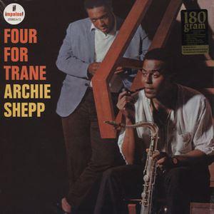 Изображение Archie Shepp – Four For Train