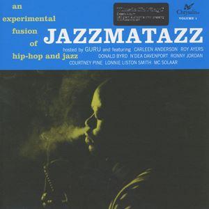 Изображение Guru – Jazzmatazz Volume 1