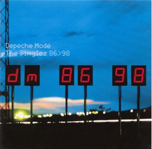 Picture of Depeche Mode – The Singles 86>98