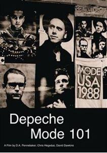 Изображение Depeche mode 101  dvd