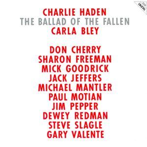 Picture of Charlie Haden - Ballad Of The Fallen