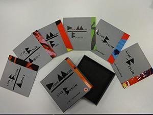 Изображение Depeche Mode - Live in Berlin (Deluxe box)