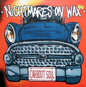 Изображение Nightmares On Wax – Carboot Soul