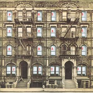 Picture of Physical Graffiti captures the whole experience of Led Zeppelin!