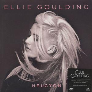 Изображение  Ellie Goulding – Halcyon