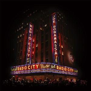 Изображение  Joe Bonamassa – Live At Radio City Music Hall