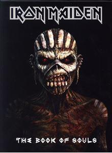 Изображение  Iron Maiden – The Book Of Souls