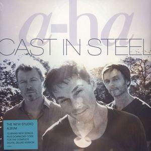 Изображение  a-ha – Cast In Steel