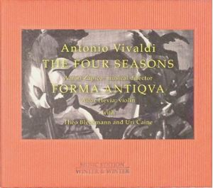 Picture of  Antonio Vivaldi - Forma Antiqva – The Four Seasons