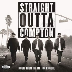 Изображение Straight Outta Compton (Music From The Motion Picture)