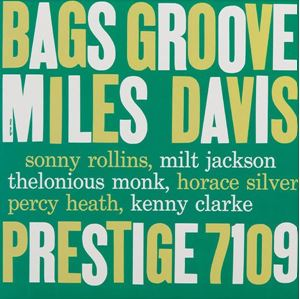 Picture of Miles Davis – Bags Groove