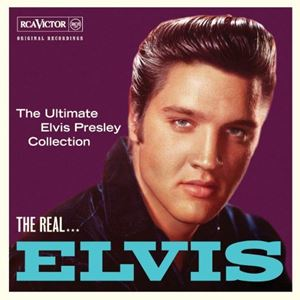 Изображение  Elvis Presley – The Real... Elvis (The Ultimate Elvis Presley Collection)
