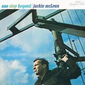 Изображение  Jackie McLean – One Step Beyond