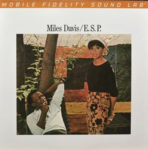Изображение Miles Davis – E.S.P.